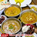 神戸アールティー インドカレー選べる3食セット 常温保存 ≪...
