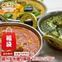 選べる大盛り福袋 送料無料神戸アールティー カレー福袋 インドカレー インド料理