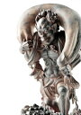 送料無料【イSム TanaCOCORO[掌] 『風神(ふうじん)1体 』】天駆ける鬼神の躍動感!!リアル仏像/インテリア仏像/フィギュアイSム TanaCOCORO[掌] 風神(ふうじん)【P5B】