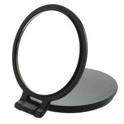 【YL?10 10倍拡大鏡付き 両面コンパクトミラー】※割引クーポン使用不可