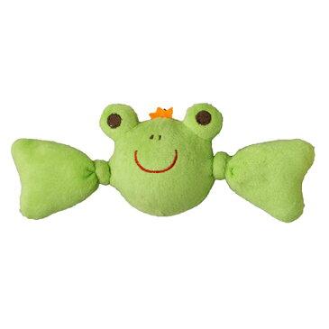 ○ボンビアルコン アニマルキャンディーボール カエル 犬のおもちゃ(ペット/犬/おもちゃ/噛む/かえる/歯石/しつけ/ふかふか/ボール/小型犬)