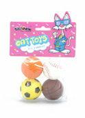 ○SOLEIL ボールパック TR211(猫/おもちゃ/ボール)スーパーキャット