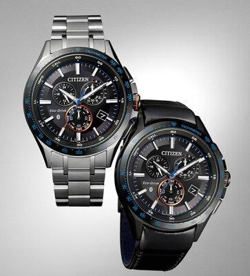 3月9日発売予定【予約商品】【送料:ラッピング無料】CITIZENシチズンエコ・ドライブBluetoothスーパーチタニウムメンズ腕時計BZ1035-09E