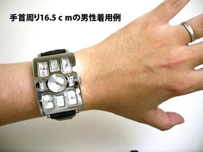【決済】【バンド調整:ラッピング無料】ICETEKアイステック腕時計SteelQuintempo1『スチールクインテンポ1』Green5TZ1-ST-Green