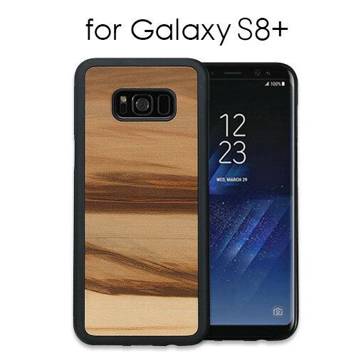 スマートフォン・携帯電話用アクセサリー, ケース・カバー  Galaxy S8 ManWood Cappuccino SC-03J SCV35