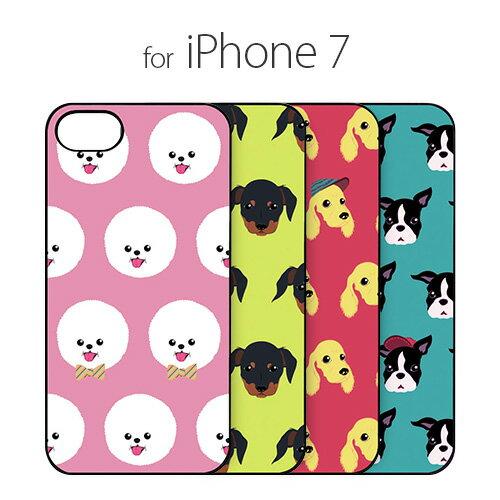 スマートフォン・携帯電話用アクセサリー, ケース・カバー  iPhone7 Dparks Fashionable Dog