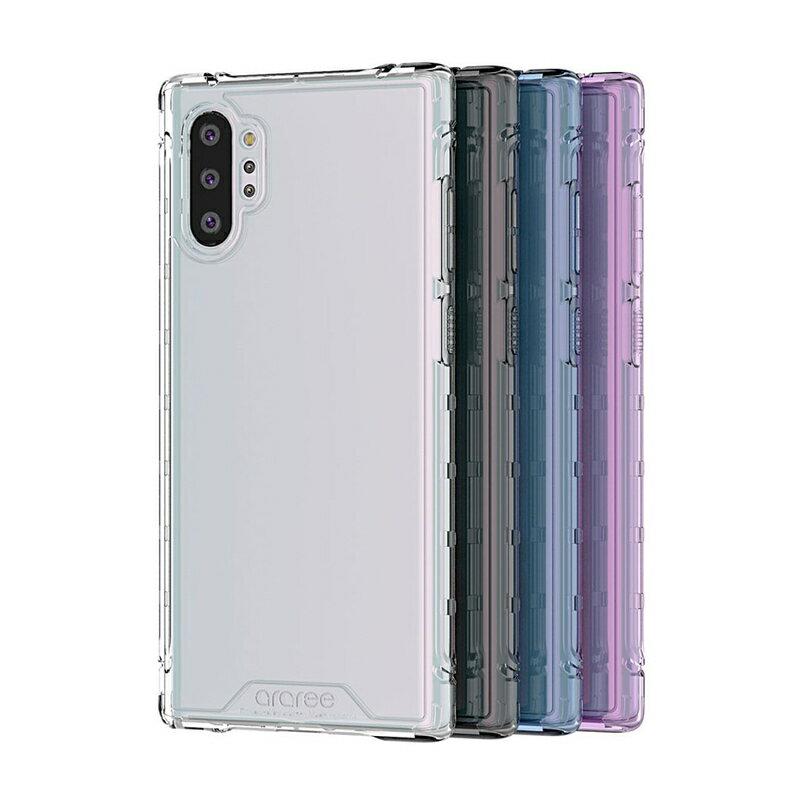 スマートフォン・携帯電話用アクセサリー, ケース・カバー Galaxy Note 10 araree Mach SC-01M SCV45
