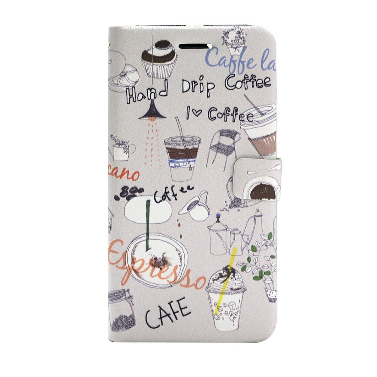 楽天市場】iphone6s ケース 手帳型 happymori americano diary