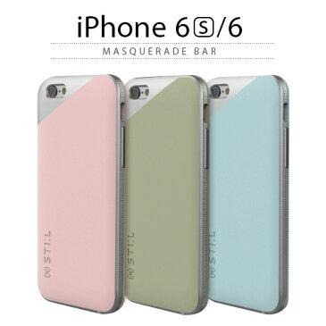 【訳あり アウトレット】iPhone6s ケース STI:L MASQUERADE Bar(スティール マスカレードバー)アイフォン iPhone6