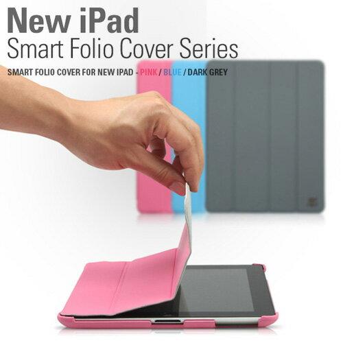 タブレットPCアクセサリー, タブレットカバー・ケース  zenus(iPad (iPad3)iPad4 )Smart Folio Cover