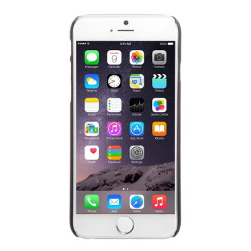 iPhone6s/6 ケース 天然木 Man&Wood Cappuccino (マンアンドウッド カプチーノ)ブラックフレーム マンアンドウッド,木目,木のケース,木製,ウッドケース,ウッドプレート,iPhone6 カバー,アイホン6 ケース,iPhone6 4.7イン カバー,