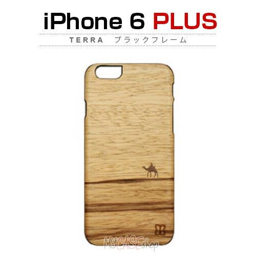 スマートフォン・携帯電話用アクセサリー, ケース・カバー iPhone6s Plus6 Plus ManWood Terra ,,,,,,iPhone6 Plus ,6 ,iPhone6 Plus 5.5