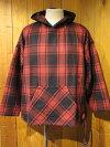 ■トニータイズサン(TonyTaizsun)MountainFoodieShirts■レッド■(メンズ)M/Lサイズ■送料無料
