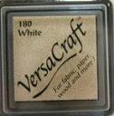 ツキネコインク バーサクラフトS ホワイトスタンプ ハンコ はんこ インク スタンプ台カラー …