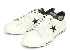 ≪日本製≫ 【CONVERSE】 コンバース ONE STAR J ワンスター J WHITE…