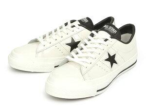 【converse】 コンバース ONE STAR J ワンスター J WHITE/BLACK /ABCマート楽天市場店 10P06jul13