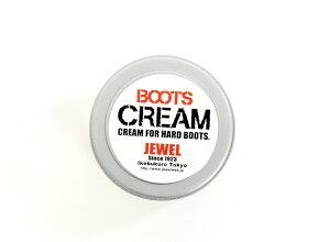 天然のカルナバ、ビーワックス、ミンクオイル配合のクリーム! JEWEL ブーツクリーム - /ABCマ...