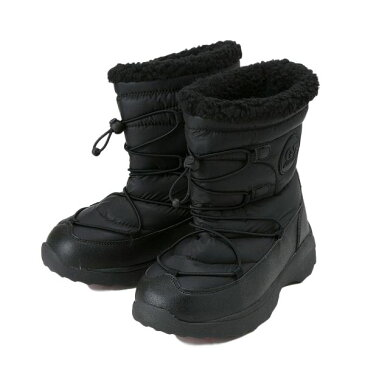 キッズ 【HAWKINS】 ホーキンス スノーブーツ SNOW BOOTS HK51039JR BLACK