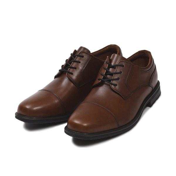 メンズ靴, ビジネスシューズ ROCKPORT ESNTIAL DTL WP 2 CAPTOE 2 V81479 TAN ANTIQUE