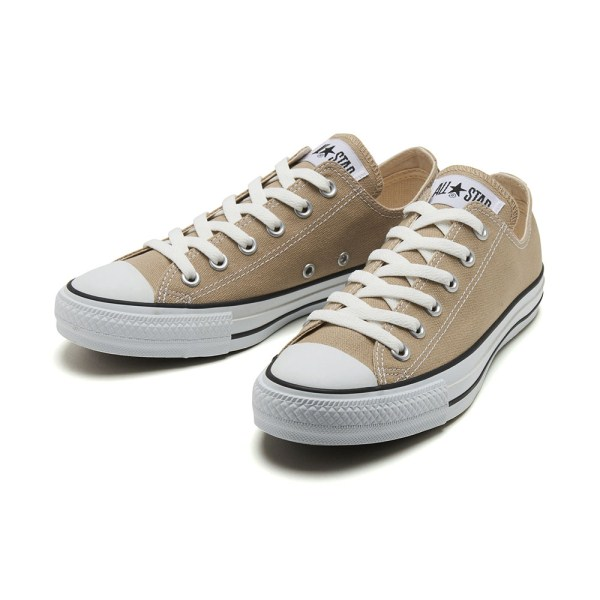 メンズ靴, スニーカー CONVERSE CANVAS ALL STAR COLORS OX 32860669 BEIGE
