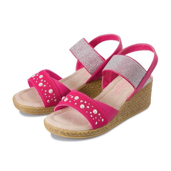 靴, サンダル  NUOVO PEARL4.5(17-23) N9269J PINK