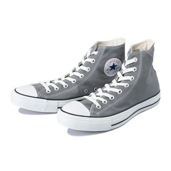 メンズ靴, スニーカー converse CANVAS ALL STAR HI CHARCOAL