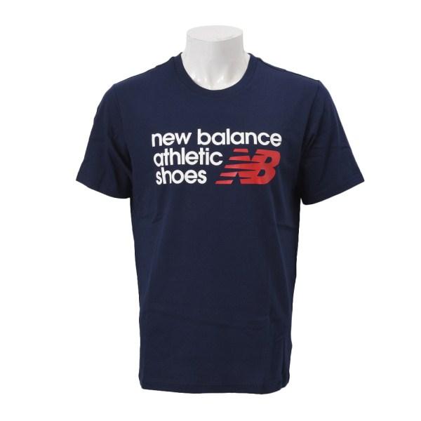 トップス, Tシャツ・カットソー New Balance M T AMT83541PGM