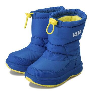 ベビー 【VANS】 ヴァンズ スノーブーツタイプ BAKER(14-16) V8220B BLUE