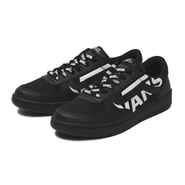 メンズ靴, スニーカー VANSFLOATER V4410 BLACKLOGO WHT