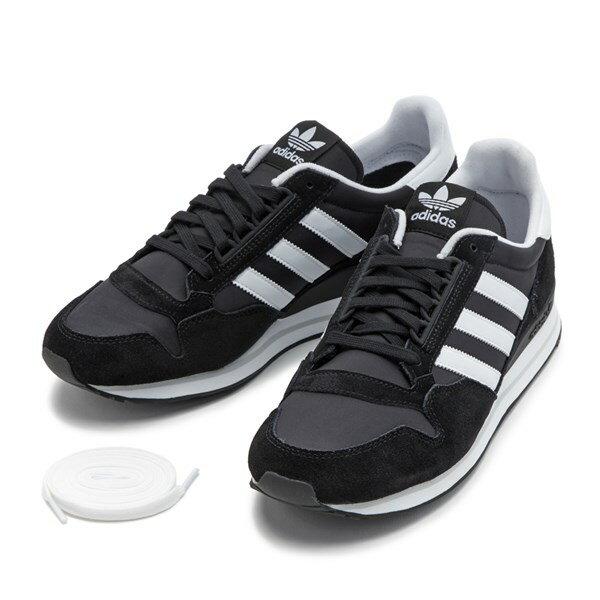 メンズ靴, スニーカー ADIDAS ZX500 OG FU6822 ABC-MART BLKWHT