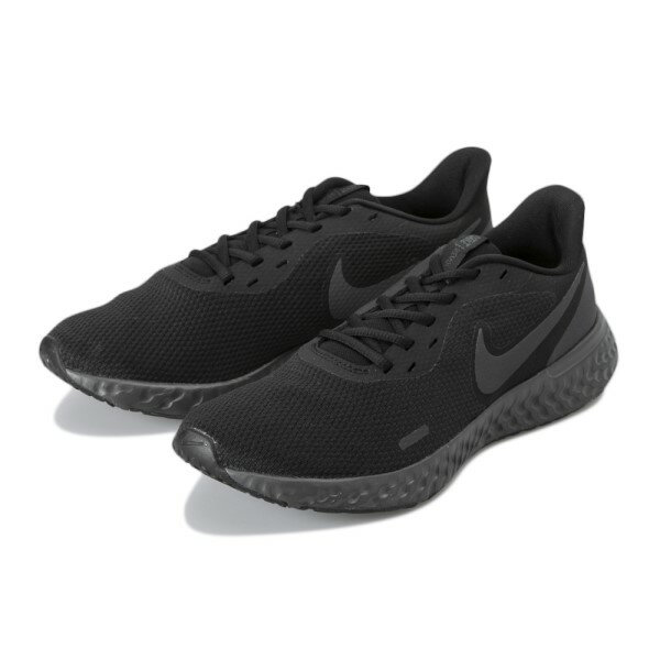 メンズ靴, スニーカー NIKE REVOLUTION 5 5 BQ3204-001 ABC-MART 001BLKANT