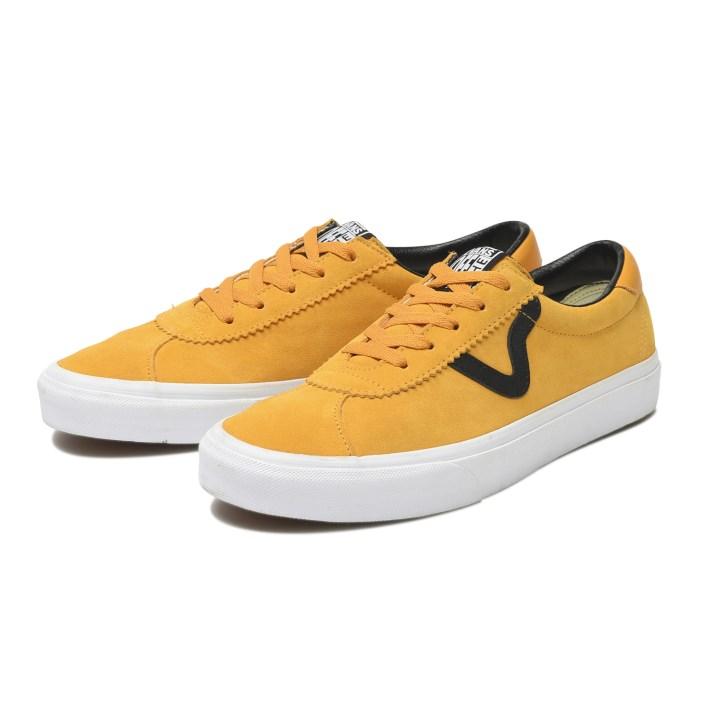 メンズ靴, スニーカー VANSVANS SPORT VN0A4BU6XW3 CADMIUM YELLOW