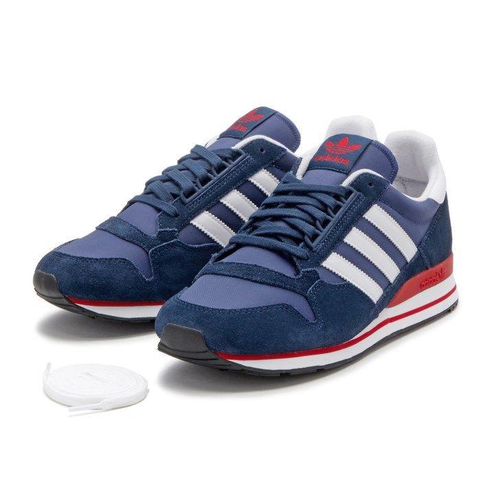 メンズ靴, スニーカー ADIDAS ZX500 OG FX1320 ABC-MART BLUWHTNVY