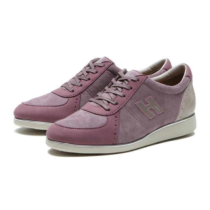 レディース靴, ウォーキングシューズ  HAWKINS BL ADEL HW40156 SDUSTY PINK