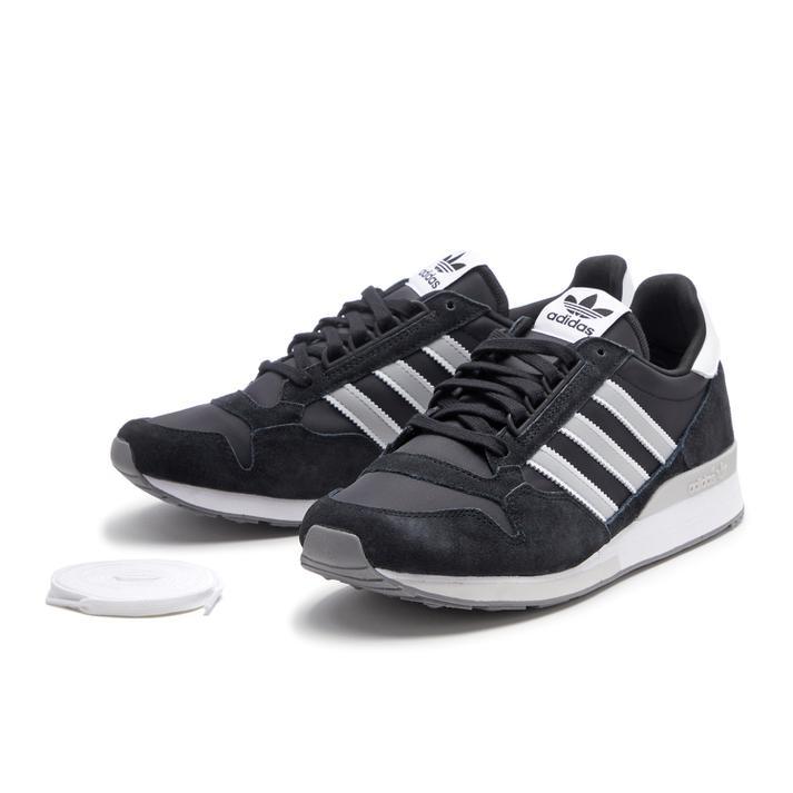 メンズ靴, スニーカー ADIDAS ZX500 FZ0015 CBLKGRTWGRTH