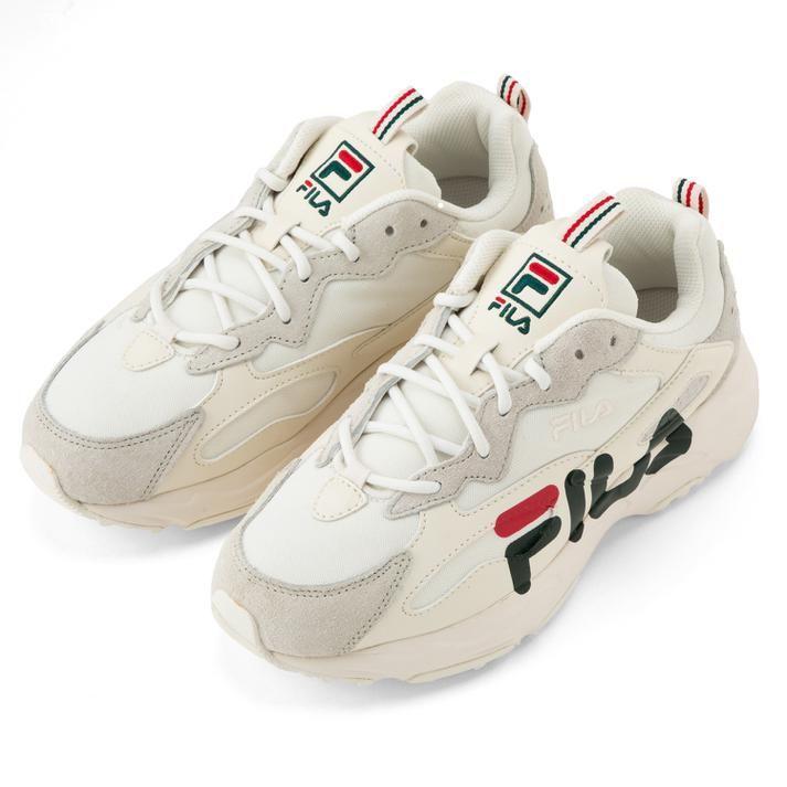 メンズ靴, スニーカー FILA RAY TRACER LINEAR F51780142 WGG