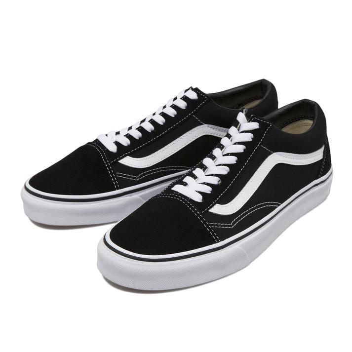 レディース靴, スニーカー VANS OLD SKOOL VN000D3HY28 BLACK