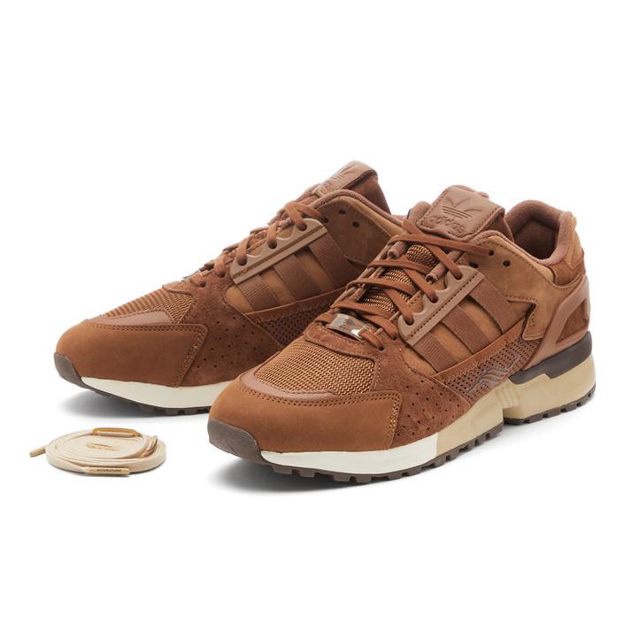 メンズ靴, スニーカー ADIDAS ZX 10000 C SCHOKOHASE ZX10000C GX7576 WBRNCWHTSAVA