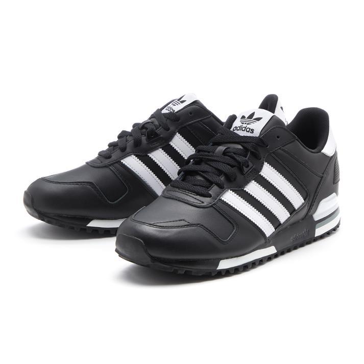 メンズ靴, スニーカー ADIDAS ZX 700 ZX 700 G63499 BLKWHTBLK