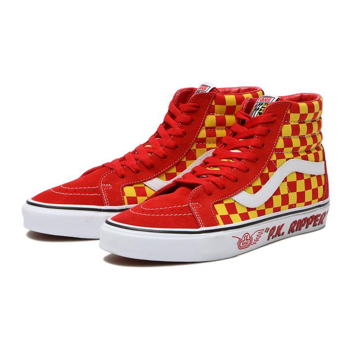 メンズ靴, スニーカー VANS SK8-HI REISSUE VN0A4BV8A0F (SE)PK RIPPER