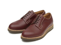 Postman Shoes 4300: Red Brown