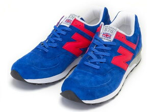 【new balance】 ニューバランス M576 UK 14FW BLUE/RED(SBR) /ABCマート楽天市場店