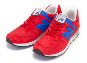 【new balance】 ニューバランス M576 UK 14FW RED/BLUE(SRB) /ABCマート楽天市場店