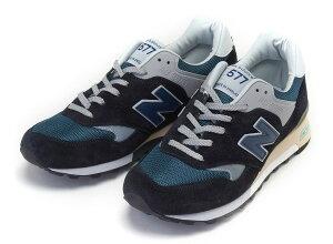 【new balance】 ニューバランス M577 UK 14FW NAVY/GRAY(ANN) /ABCマート楽天市場店