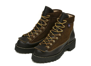 Danner Light Northrup: 30117 Dark Brown / Brown Suede