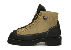 Danner Light Northrup: 30116 Black / Sand Suede