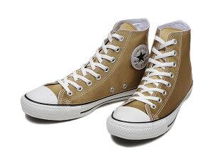 【converse】 コンバース ALL STAR SATIN HI オールスター サテン ハイ 14FW C.GOLD /ABCマー...