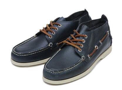 Sperry Top-Sider Authentic Original Boardwalk Chukka Boot: Blue