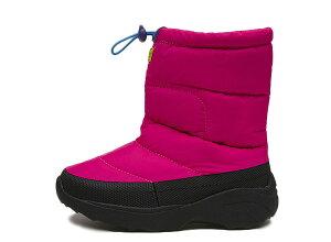 キッズ【HAWKINS】ホーキンススノーブーツタイプ冬靴SNOWBOOTSHK51089F14PINK/ABCマート楽天市場店