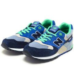 【NEW BALANCE】 ニューバランス ML999 15SS ABC-MART限定 BLUE/NV(OBB) /ABCマート楽天市場店